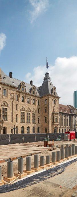 stadhuis coolsingel rotterdam