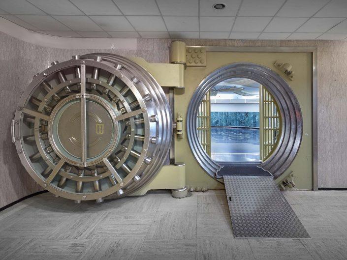 Kluis van de voormalige Amsterdamsche Bank, Blaak 40 Rotterdam